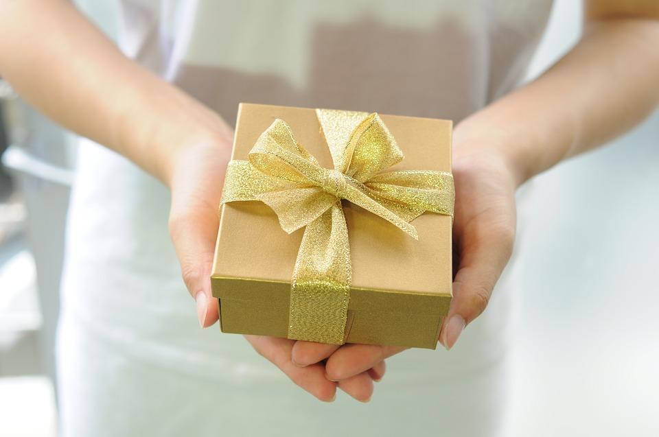 cadeau voor hem